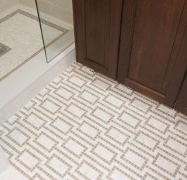 bathroom – flooring